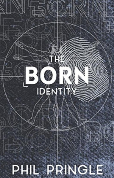 The Born Identity, Paperback, English