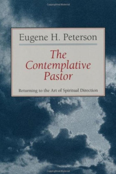 The Contemplative Pastor, Paperback, English