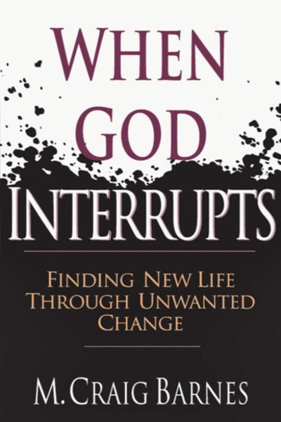 When God Interrupts, Paperback, English