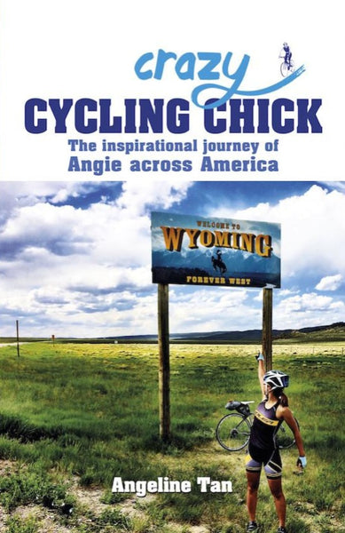 Crazy Cycling Chick, Paperback, English
