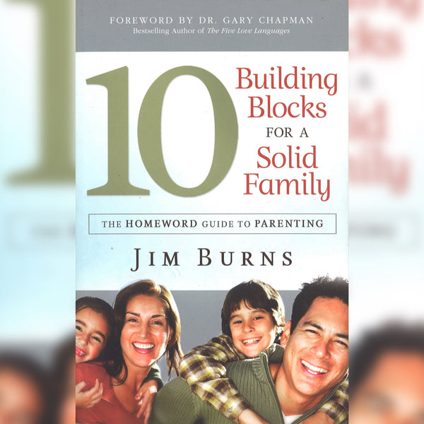 10 Building Blocks for a Solid Family, Paperback, English