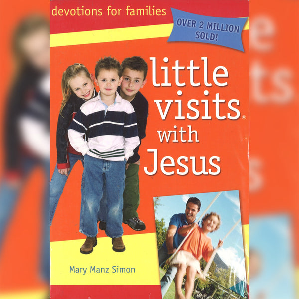 Little Visits with Jesus, Paperback, English