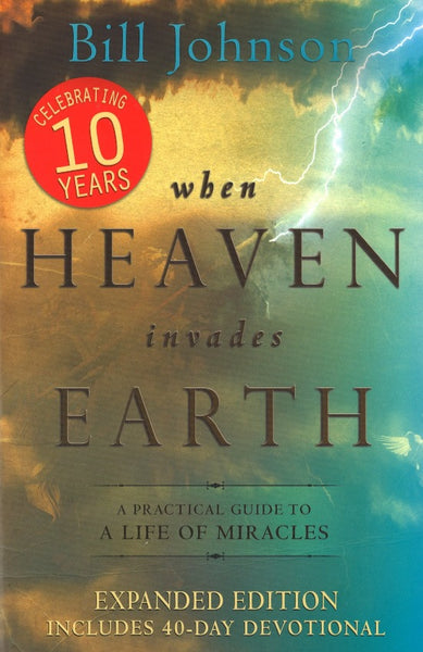 When Heaven Invades Earth, Paperback, English