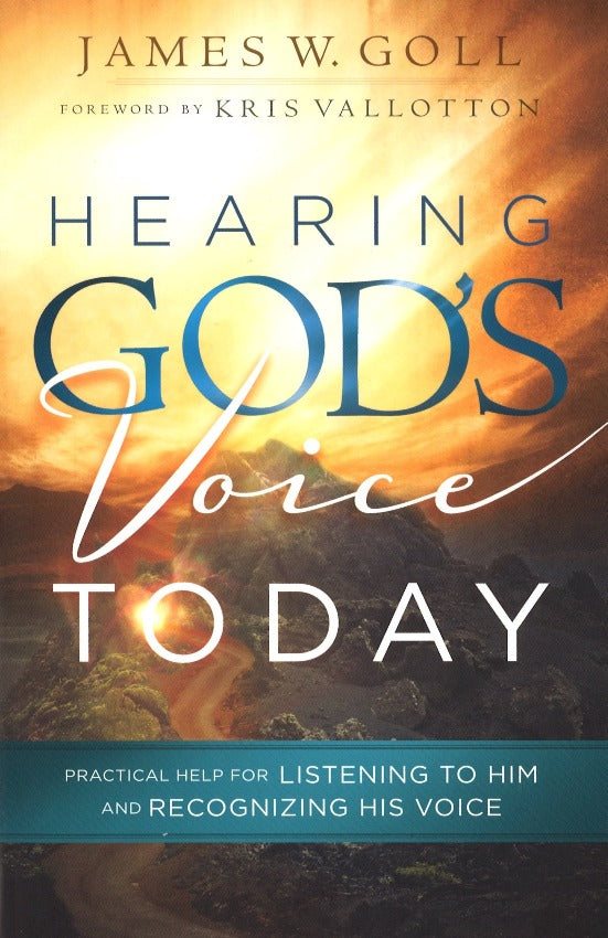 Hearing God's Voice Today, Paperback, English