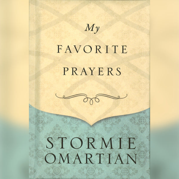 My Favorite Prayers, Hardcover, English