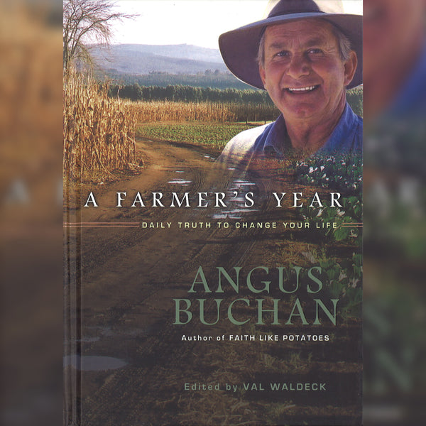 A Farmer's Year: Daily Truth to Change Your Life, Hardcover, English