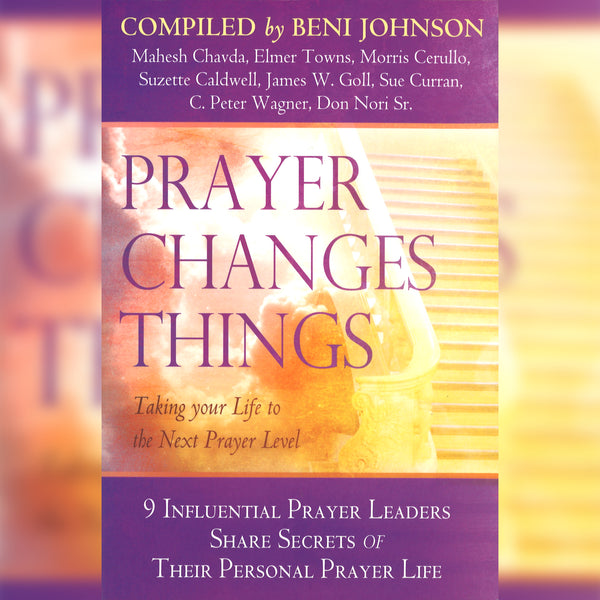 Prayer Changes Things, Paperback, English