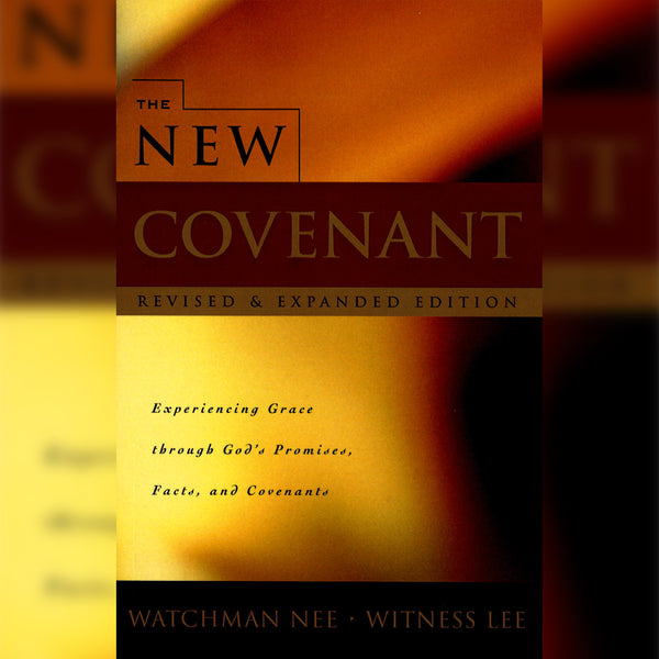 The New Covenant (Revised & Expanded Edition), Paperback, English