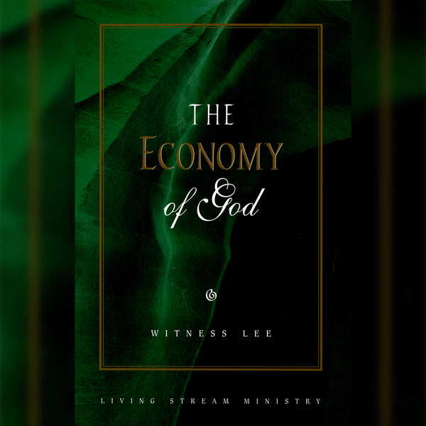 The Economy of God, Paperback, English