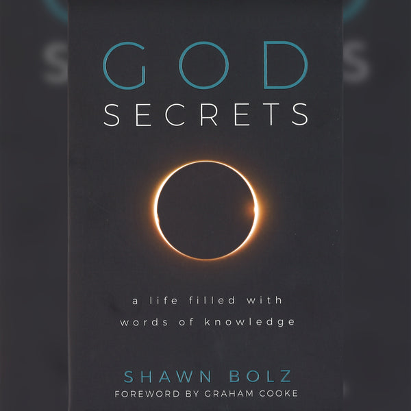God Secrets: A Life Filled with Words of Knowledge, Hardcover, English