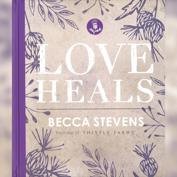 Love Heals, Hardcover, English