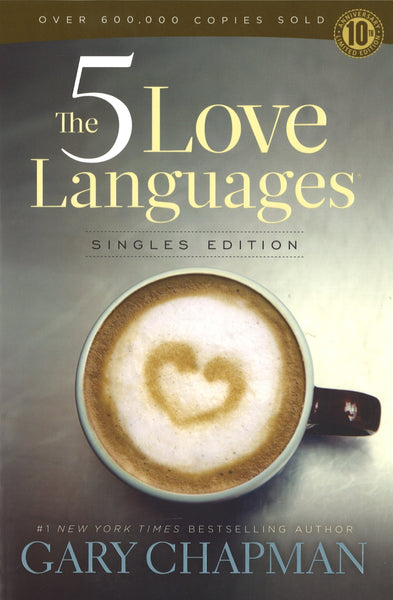 The 5 Love Languages: Singles Edition, Paperback, English