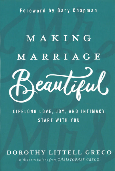 Making Marriage Beautiful, Paperback, English