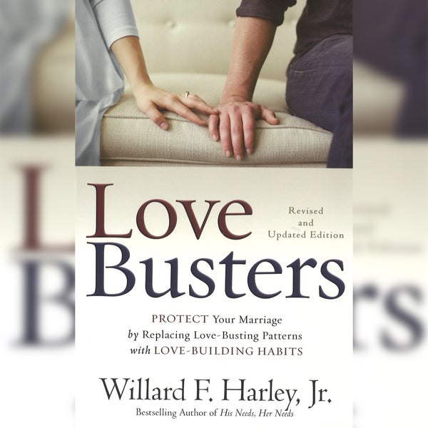 Love Busters (Revised & Updated Edition), Hardcover, English