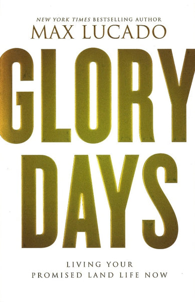 Glory Days, Paperback, English