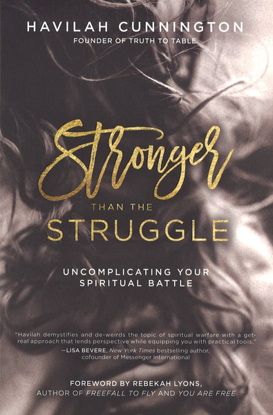 Stronger than the Struggle, Paperback, English