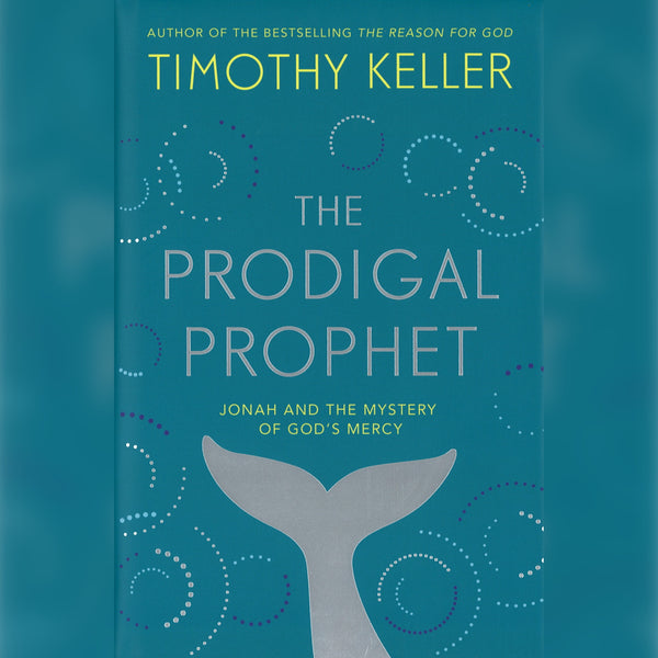 The Prodigal Prophet: Jonah and the Mystery of God's Mercy, Paperback, English