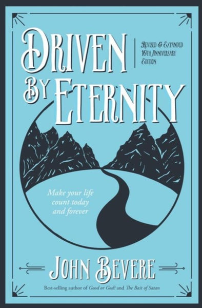 Driven By Eternity (10th Anniversary Edition), Paperback, English