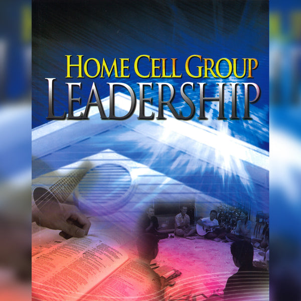 Home Cell Group Leadership (Student), Paperback, English