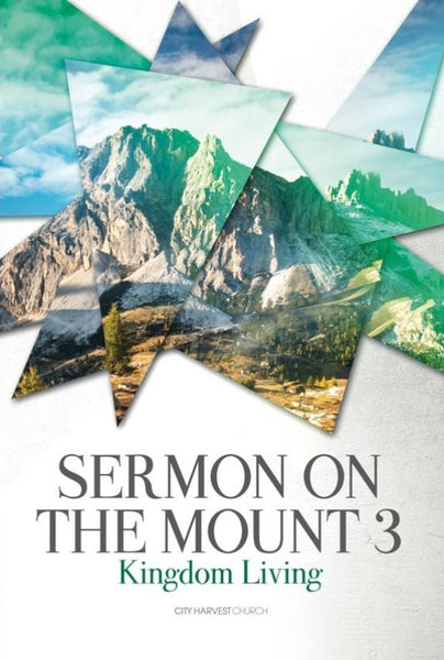 Sermon On The Mount 3 (Student), Paperback, English
