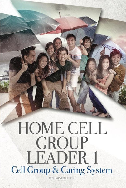 Home Cell Group Leader 1 (Student), Paperback, English