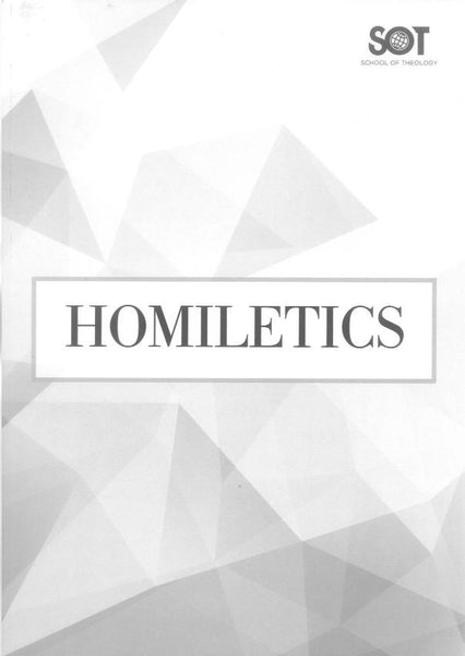 Homiletics (Student), Paperback, English