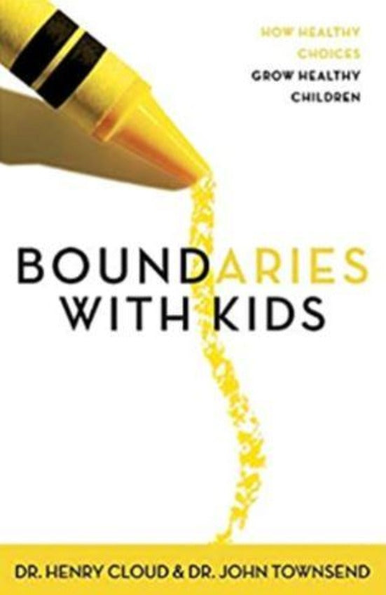 Boundaries with Kids, Paperback