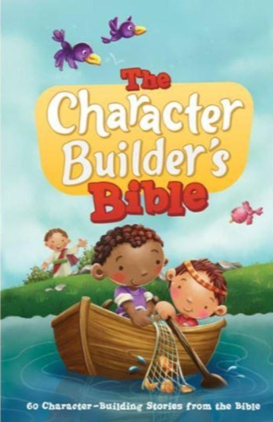 The Character Builder's Bible (By Enquiry Only)
