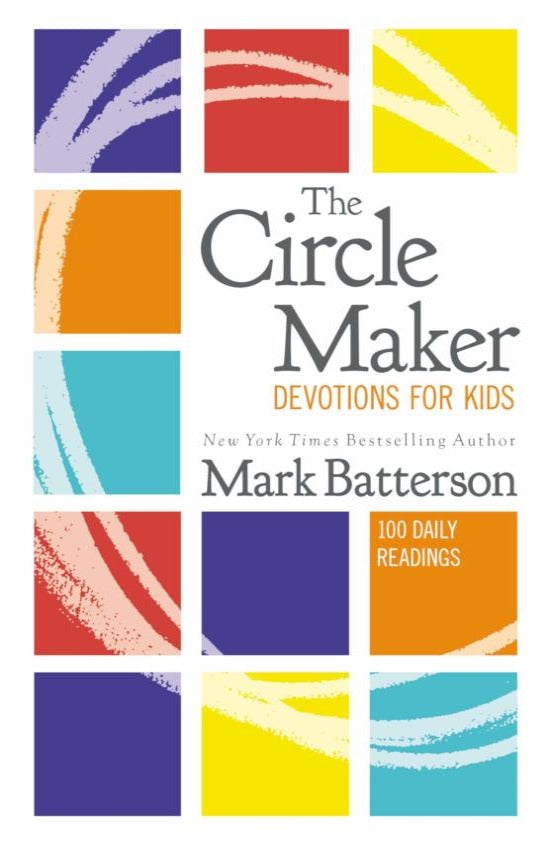 The Circle Maker Devotions For Kids, Hardcover
