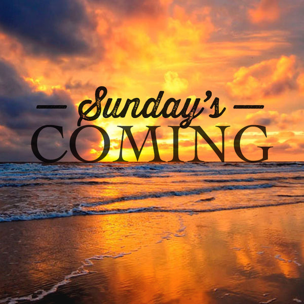 20140418 Sunday's Coming, MP3, English