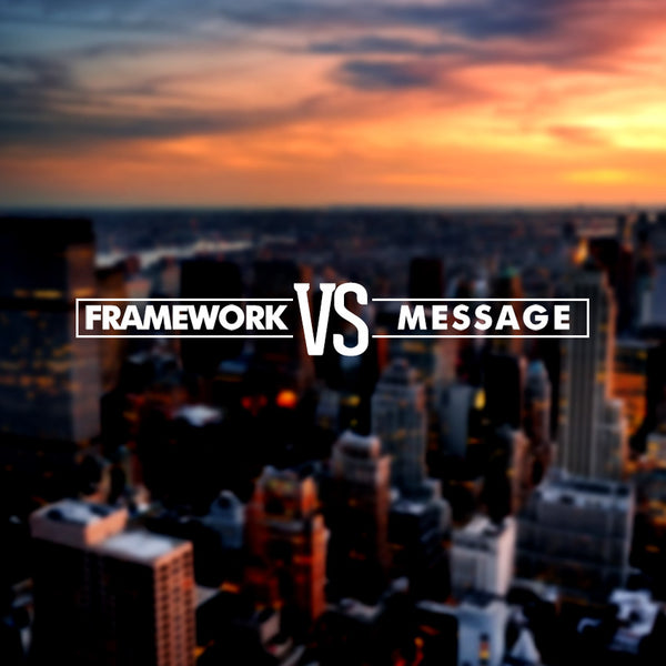20140503 Framework vs Message, MP3, English