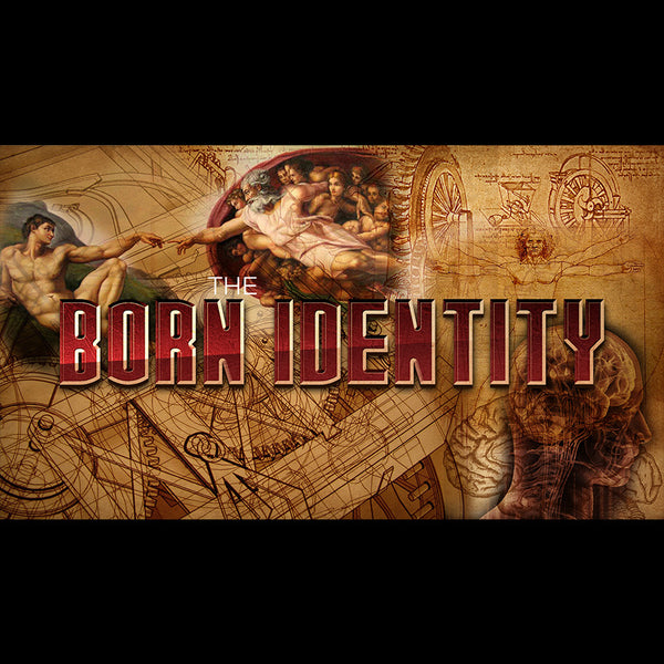 20140830 The Born Identity, MP3, English