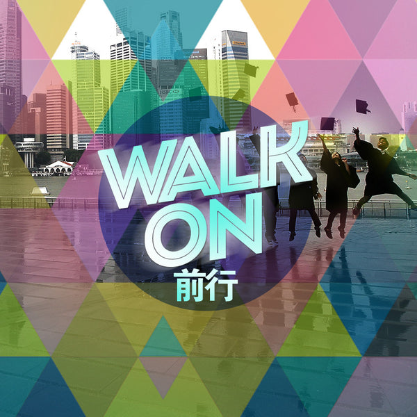20140920 Walk On, MP3, English/Chinese
