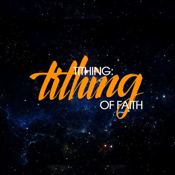 20141025 Tithing: The Trigger of Faith, MP3, English