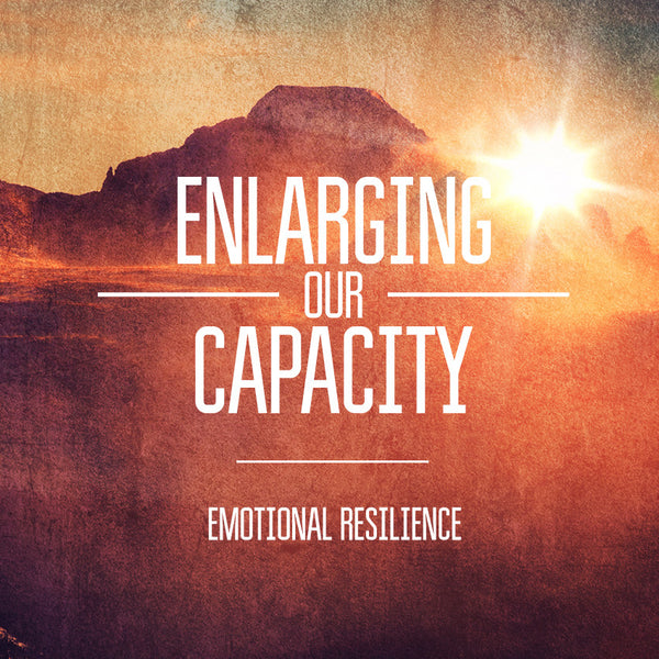 Enlarging Our Capacity Part 3: Emotional Resilience (30 May 2015), MP3, English