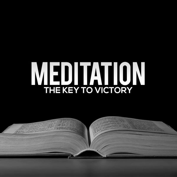 Meditation Part 3: The Key to Victory (28 Feb 2016), MP3, English