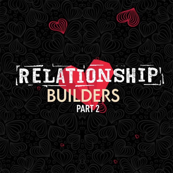 Relationship Builders Part 2: Friendship (19 Mar 2016), MP3, English