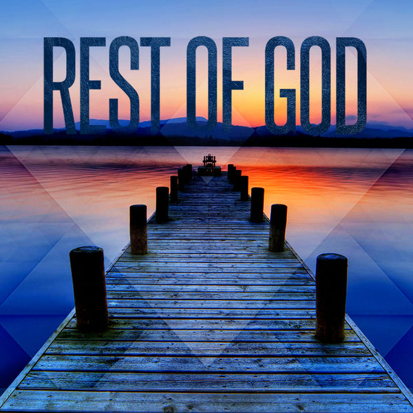 20160430 Entering God's Rest Part 1: Entering God's Rest, MP3, English