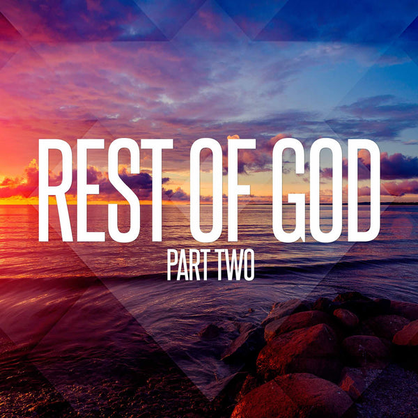 Entering God's Rest Part 2: Whom Are We Working With (14 May 2016), MP3, English