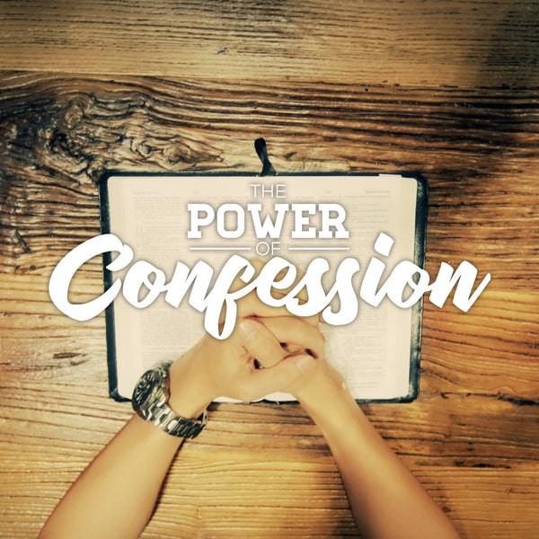 20170226 The Power of Confession - Part 2, MP3, English