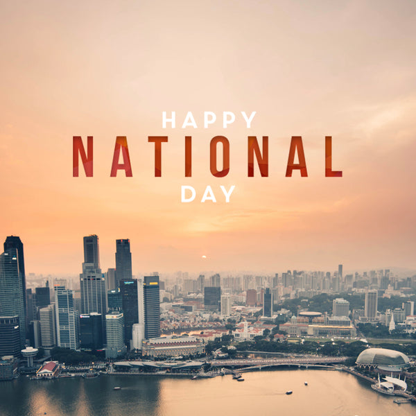 Happy National Day (06 Aug 2017), MP3, English