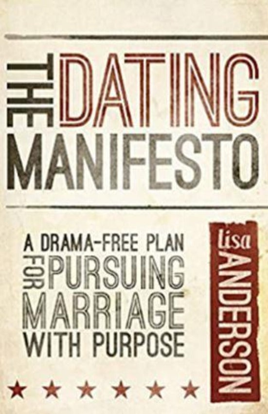 The Dating Manifesto, Paperback