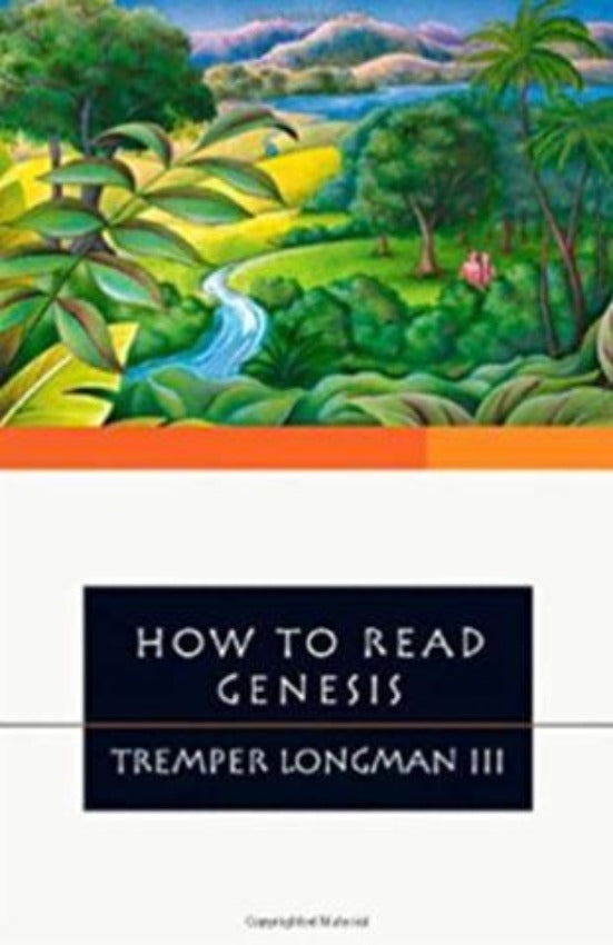 How to Read Genesis, Paperback