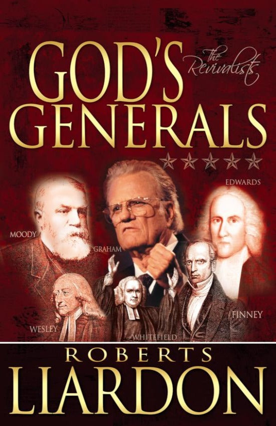 God's Generals (The Revivalists), Hardcover