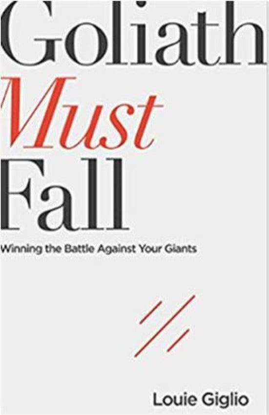 Goliath Must Fall, Paperback