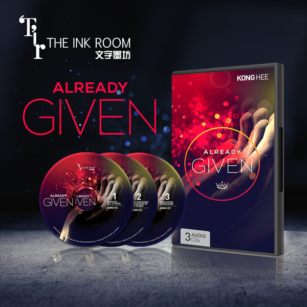 Already Given, 3CD, English