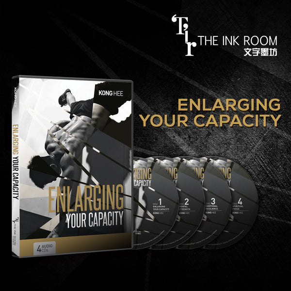 Enlarging Your Capacity, 4CD, English