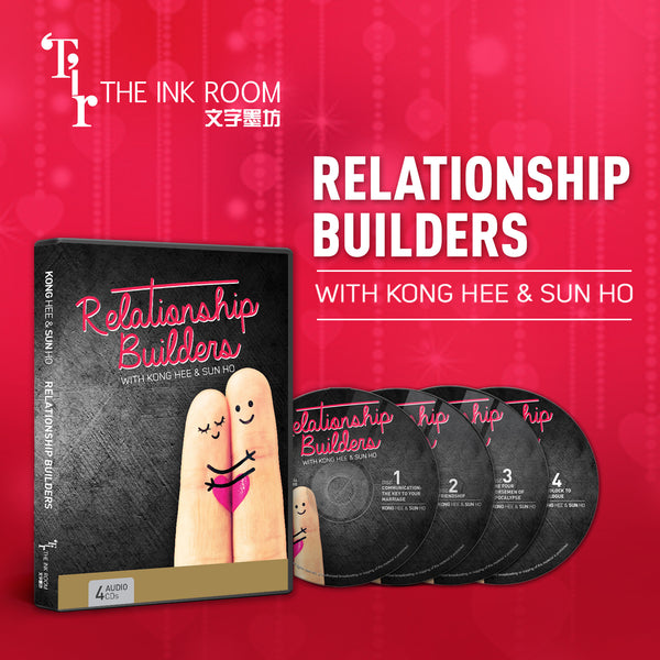 Relationship Builders, 4CD, English