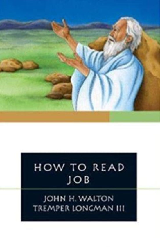 How to Read Job, Paperback