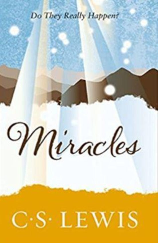 Miracles, Paperback